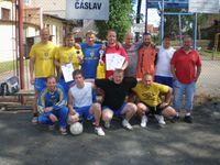 OP dvojic Čáslav 2013 ,společné foto vítězů