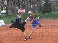 2.kolo KP 2013 Č,Brod vs. Vrdy Čachotský vs. Schreiber, Vrdy(v pravo)